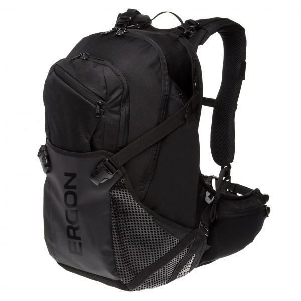 Ergon BX4 Evo MTB Touring Rucksack 30L Black Steath