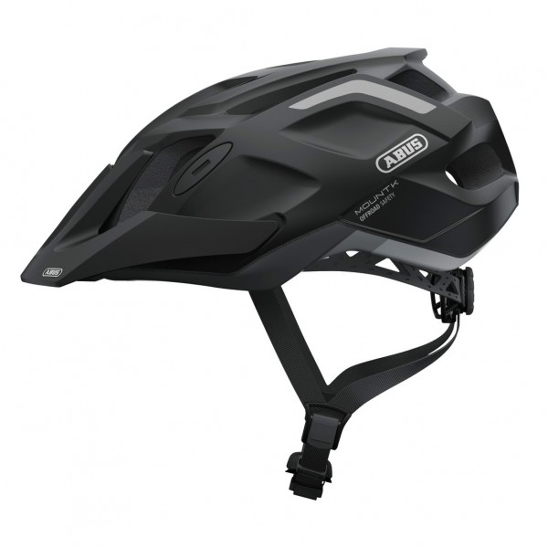 ABUS MountK MTB Helm deep black