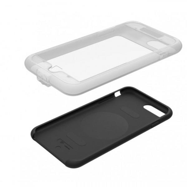Zefal Z-Console Smartphone-Cover mit Regenhülle (Samsung / iPhone)