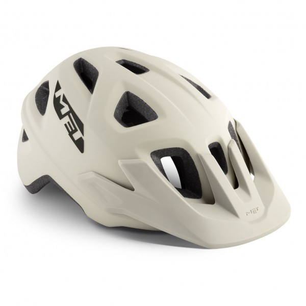 MET Echo MTB Helm Dirty White Matt Modell 2019