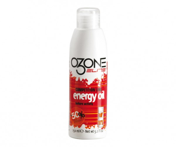 Elite Ozone Energy Oil - Muskelöl - 150 ml