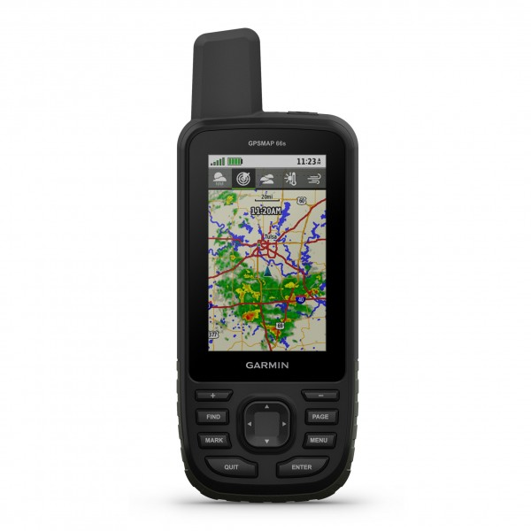 Garmin GPSMAP 66s GPS Outdoor-Navigationsgerät